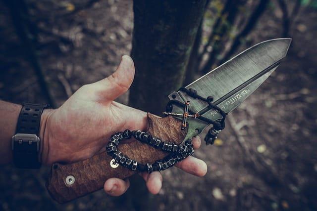 Survival Ausrüstung.