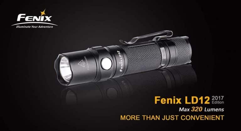 Fenix LD12 Langzeit-Test .
